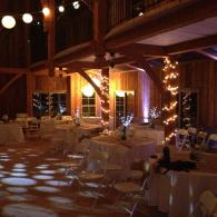 Gorgeous lighting made this event turn our wonderful